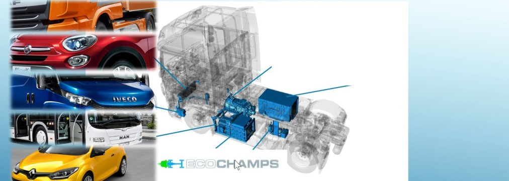 Project in Focus: ECOCHAMPS