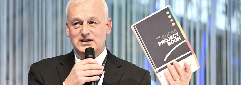 EUCAR Project Book 2018 launched