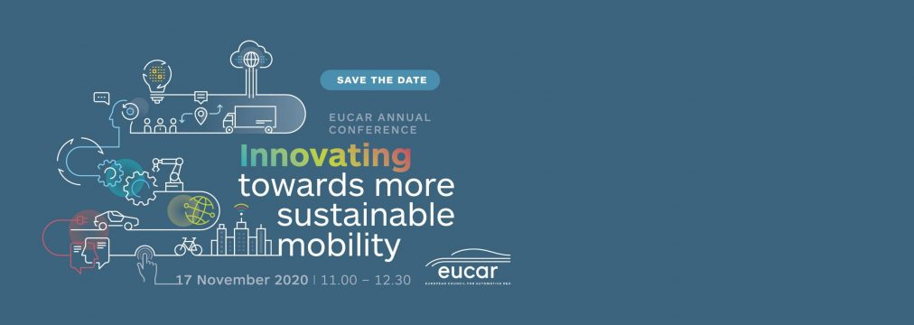 Save the Date – EUCAR Annual Conference