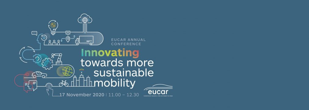 Registration for the EUCAR Annual Conference 2020 is open