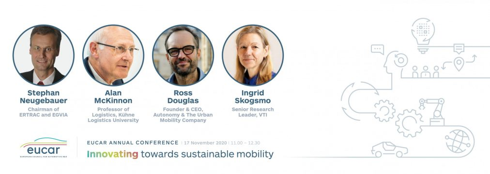 Meet us at the EUCAR Virtual Conference