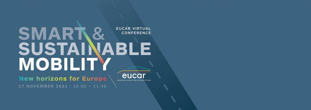 Join the EUCAR virtual conference 2021